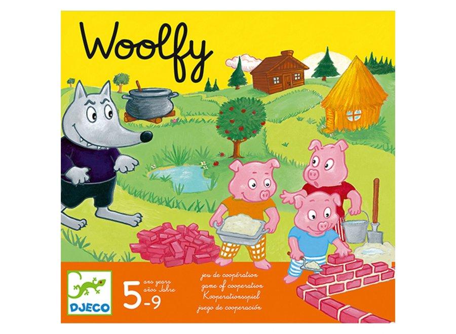 Spelletje - Woolfy