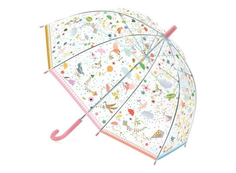 Paraplu - In de Lucht