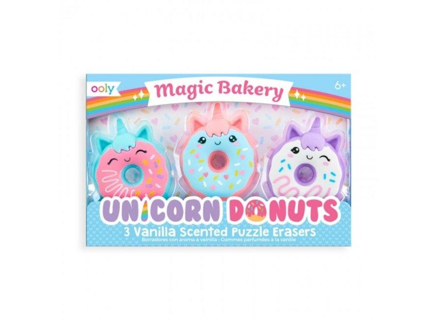 Gummen met geur 'Magic Bakery Unicorn'