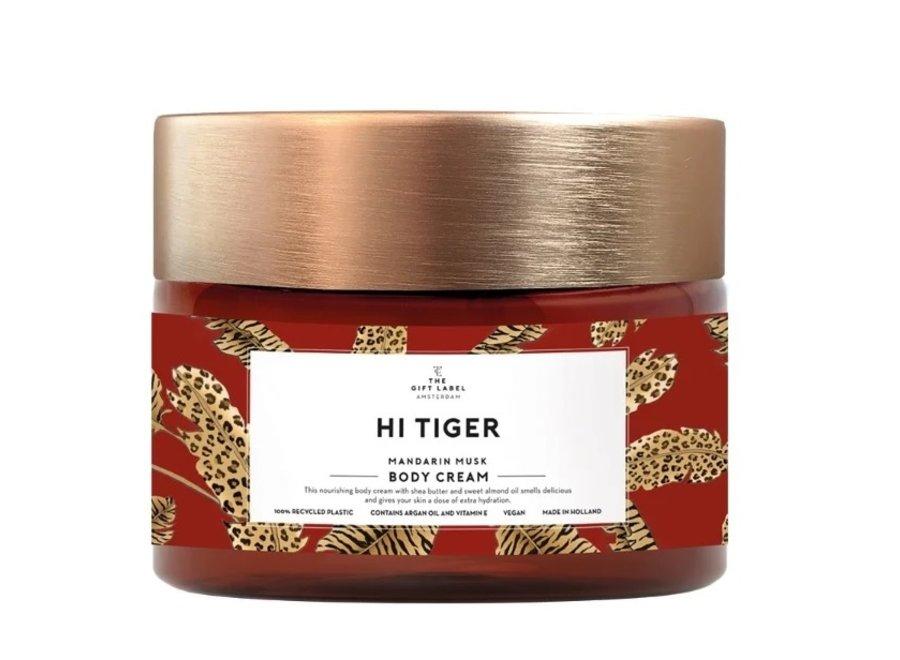 Body Cream - Hi Tiger