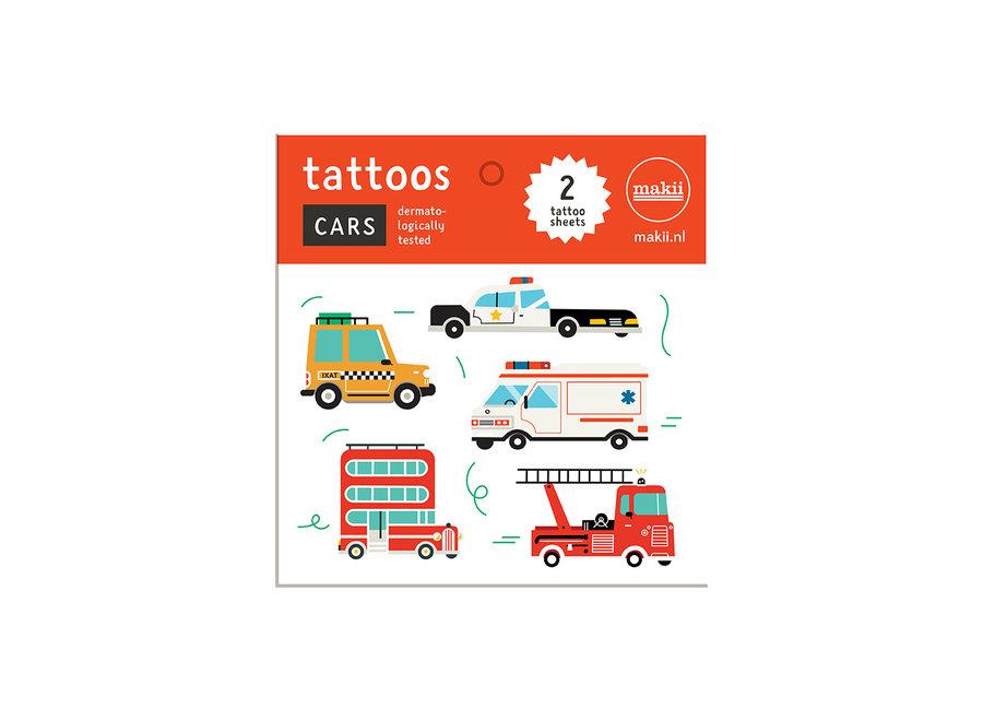 Tattoos - Auto's