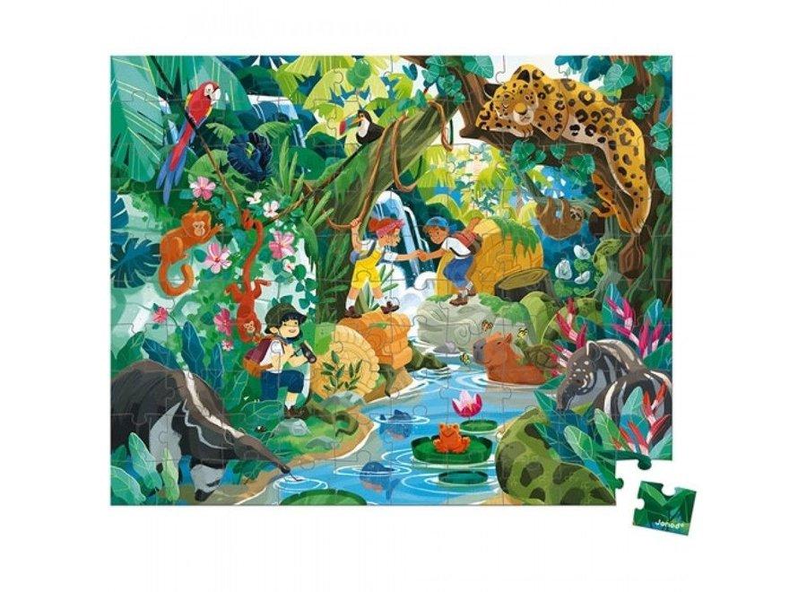 Puzzel - Het Avontuur (100st)