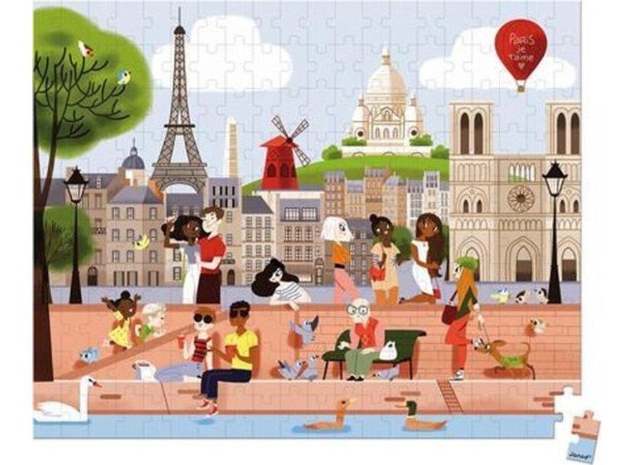Puzzel - Parijs (200st)