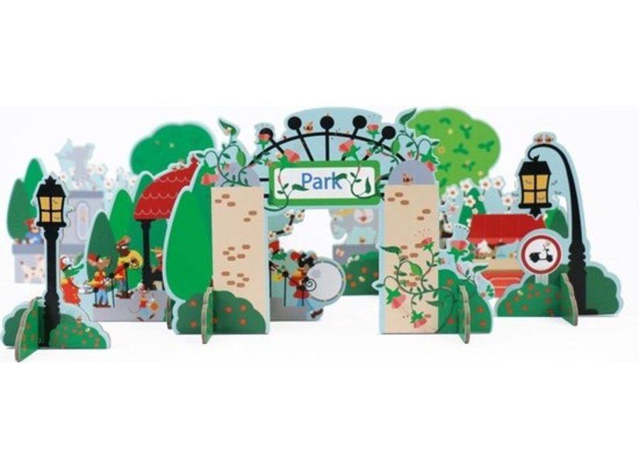 Mix & Play - Leven in het park