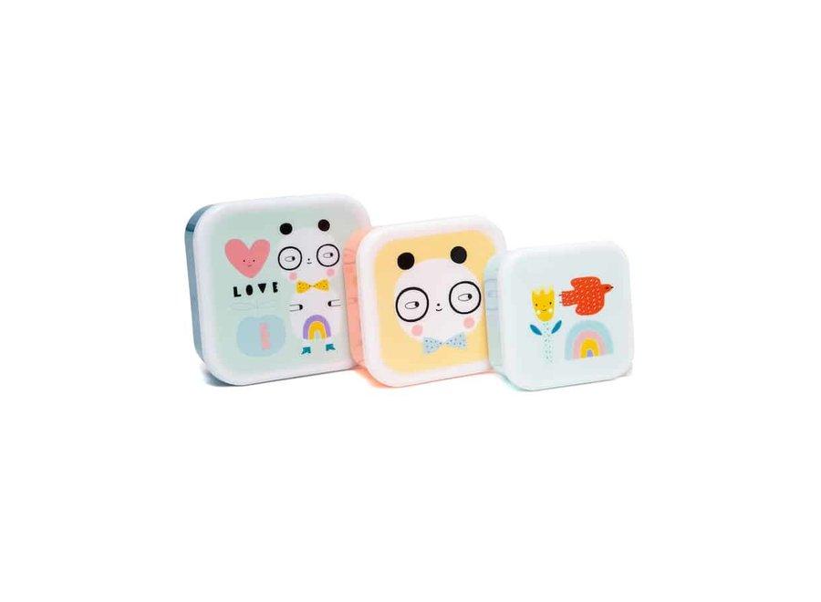 Lunchbox set Panda Love