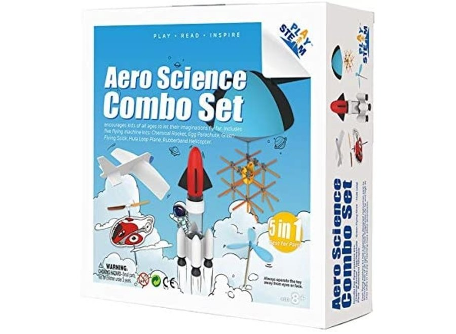 Aero Science Combo Set
