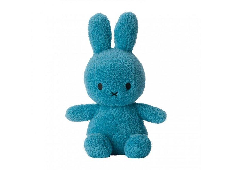 Miffy Sitting Terry Ocean Blue 23 cm