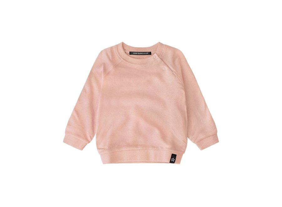 Sweater - Soft Pink