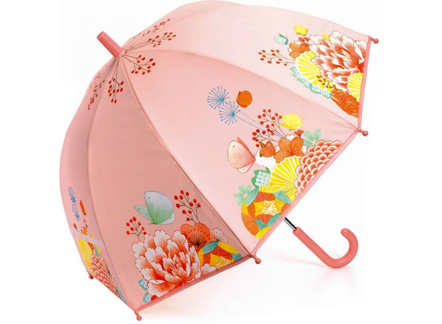 Paraplu - Bloemen Tuin