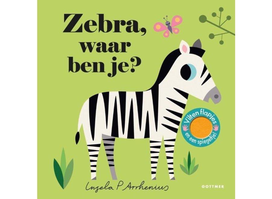 Zebra, waar ben je