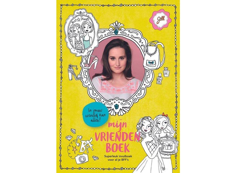Vriendenboek Jill - super leuk invulboek voor al je BFF's