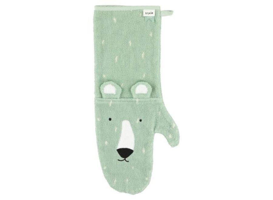Washandschoen - Mr. Polar Bear