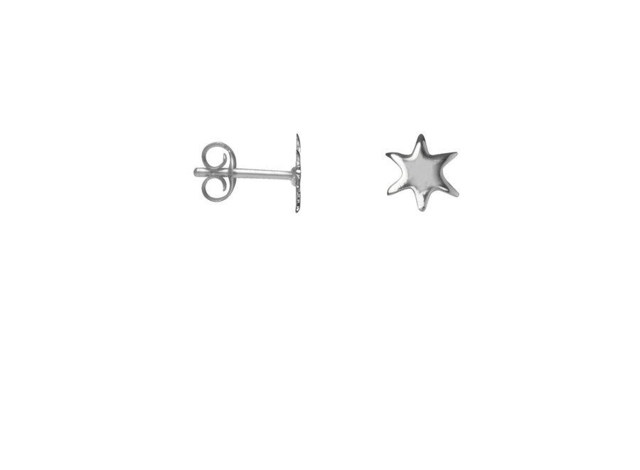 Mini Star Silver