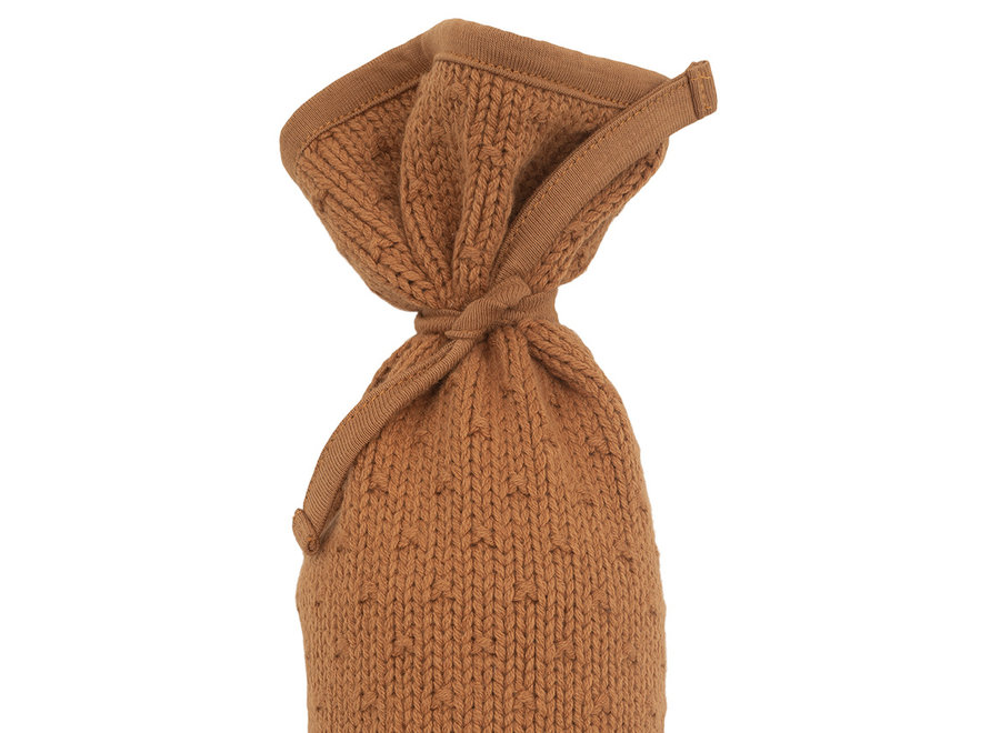 Kruikenzak - Bliss knit caramel