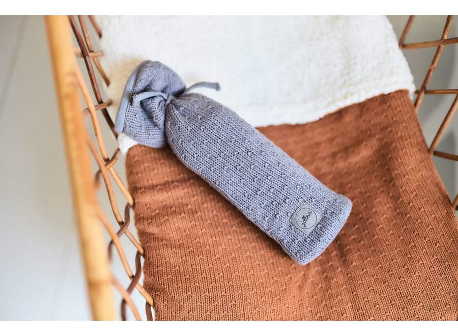 Kruikenzak - Bliss knit storm grey