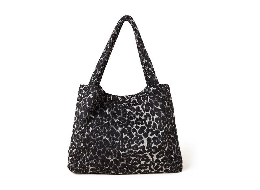 Jaguar mom-bag