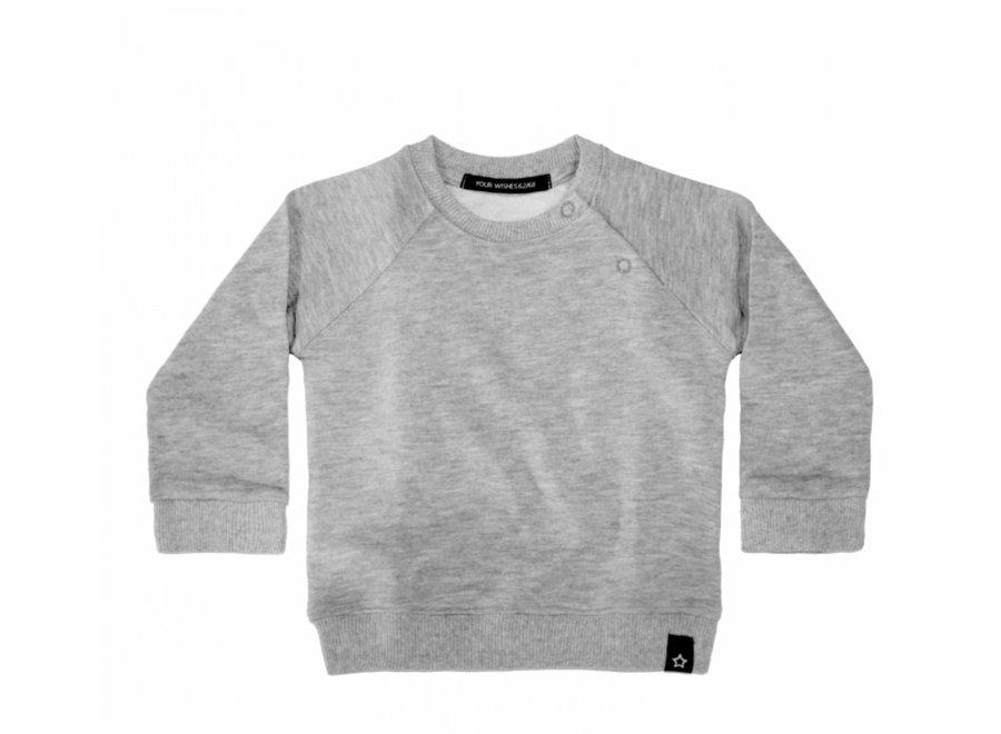 Sweater - Licht Grijs