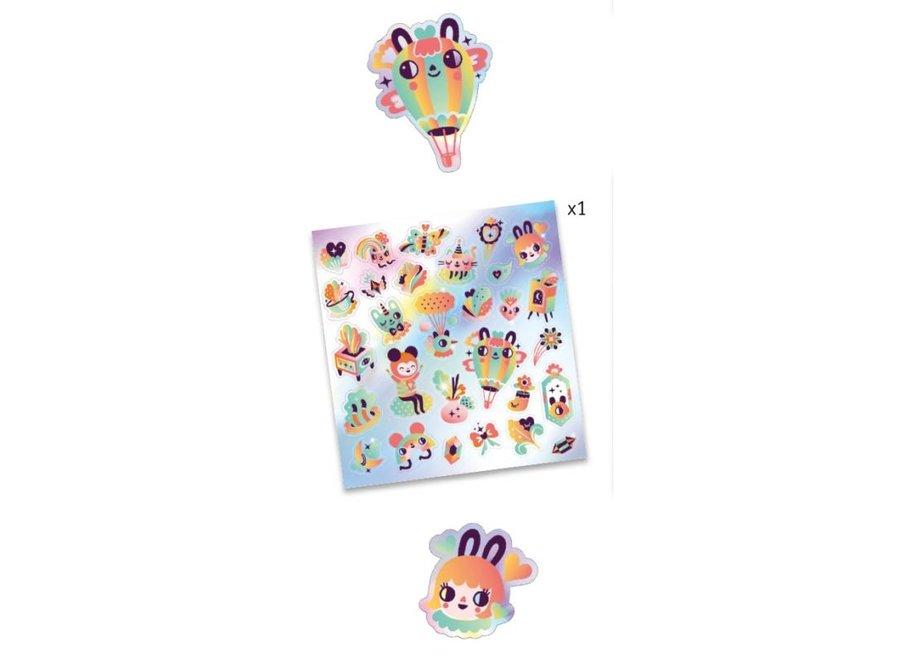 Stickers - Regenbogen