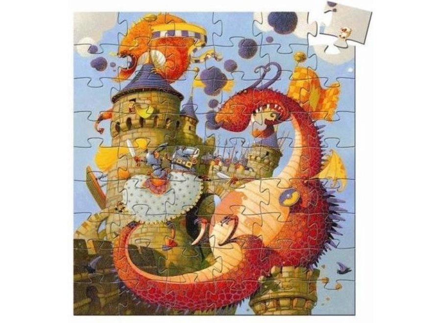 Puzzel - Ridders & Draken (54st)