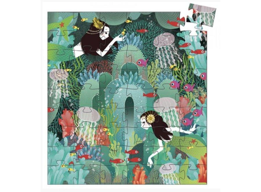 Puzzel - Onder water wereld (54st)