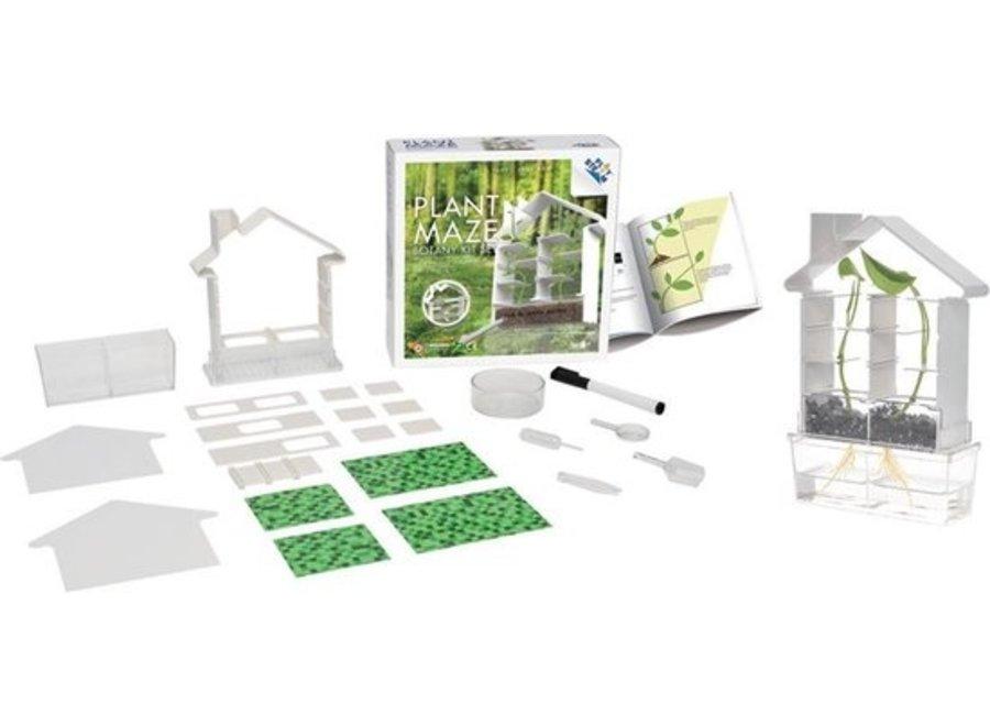 Experiment plantenhuis