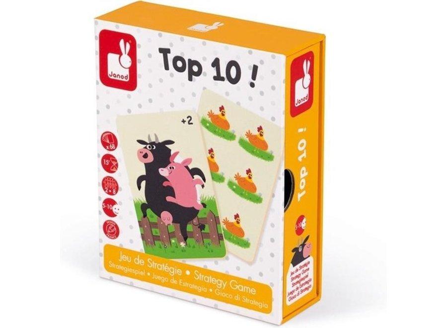 Spelletje - Top 10!