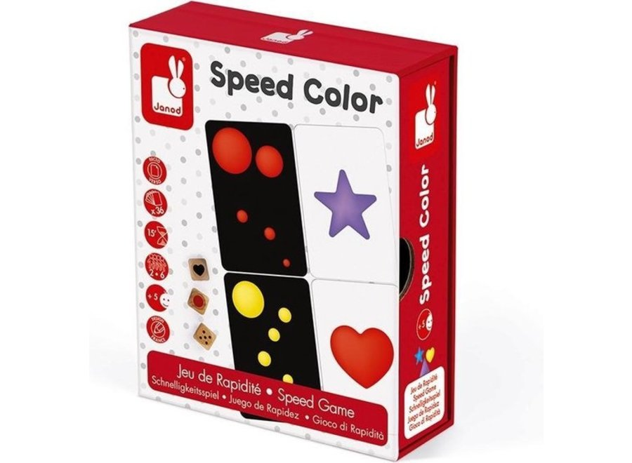 Spelletje - Speed Color