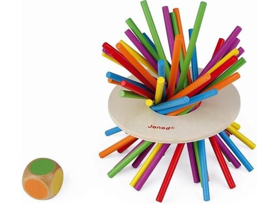 Spelletje - Crazy Sticks