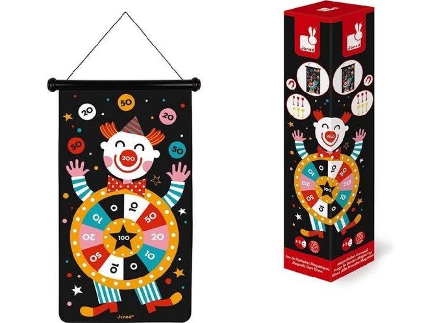 Dartspel Circus