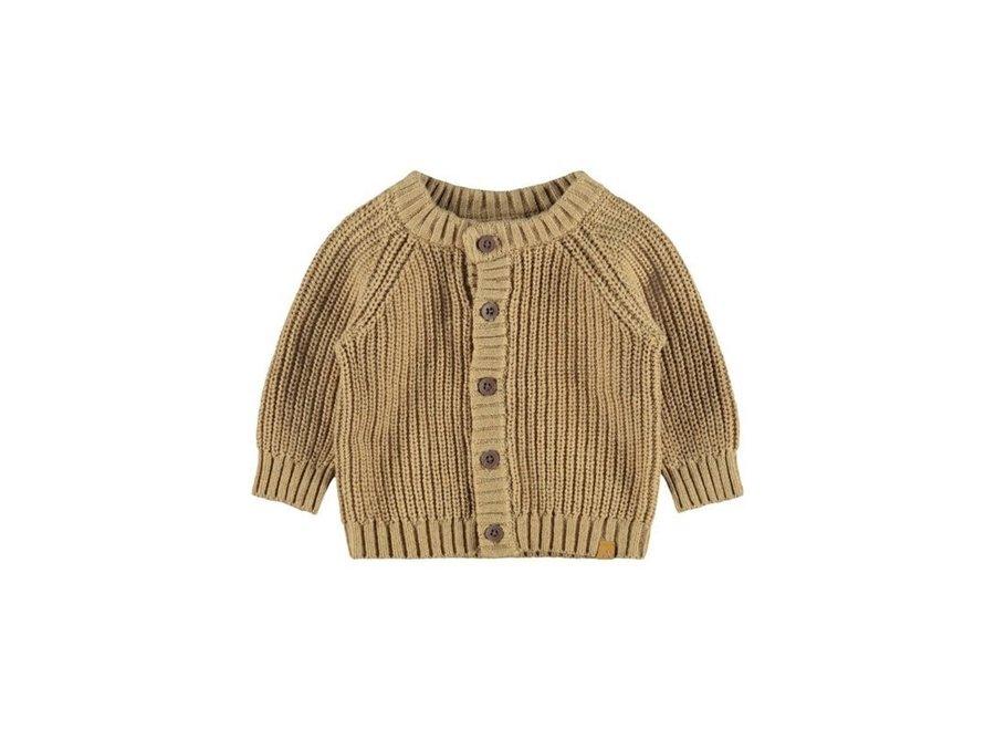 Babyvest Knit Apple Cinnamon
