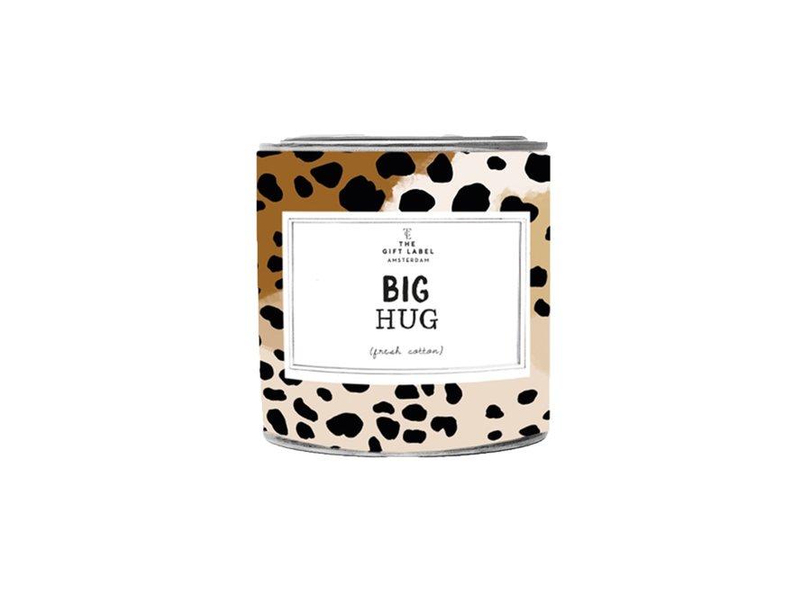 Geurkaars 310gr - Big hug - (Jasmine vanilla)