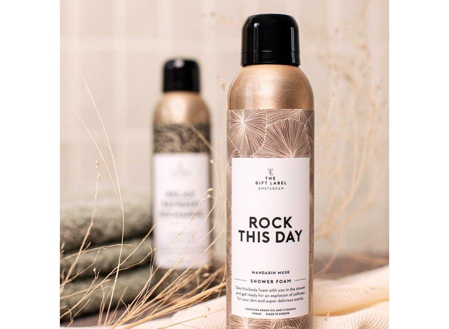 Body foam 200ml - Rock this day