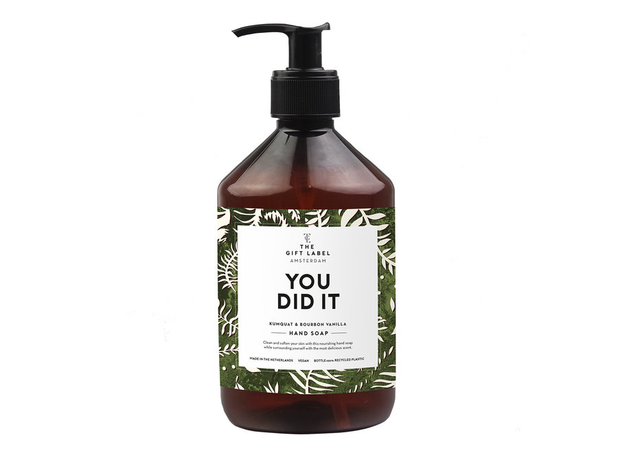 Hand soap 500ml - you did it