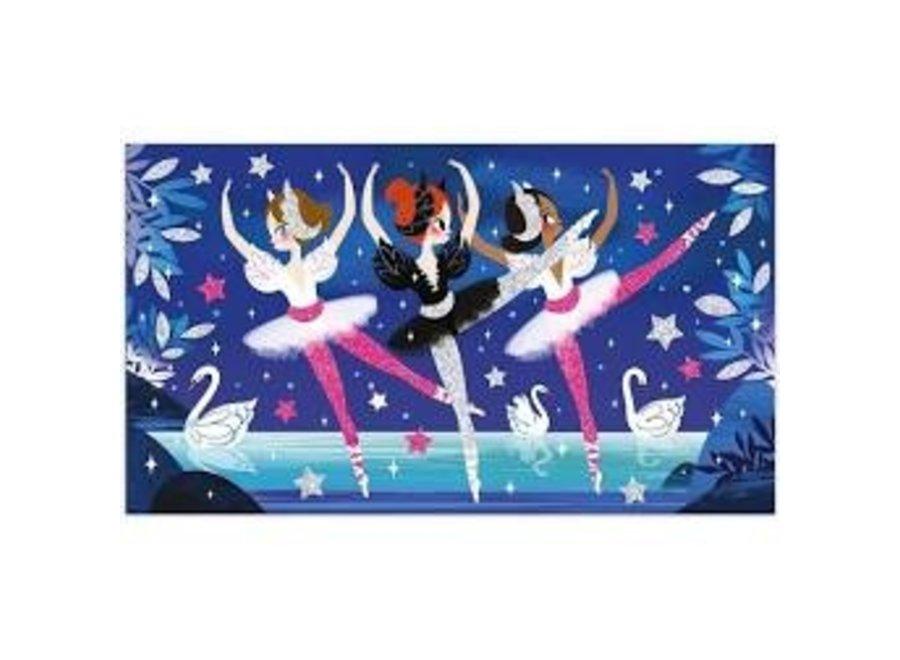 Atelier - Neon Glitter Ballerina