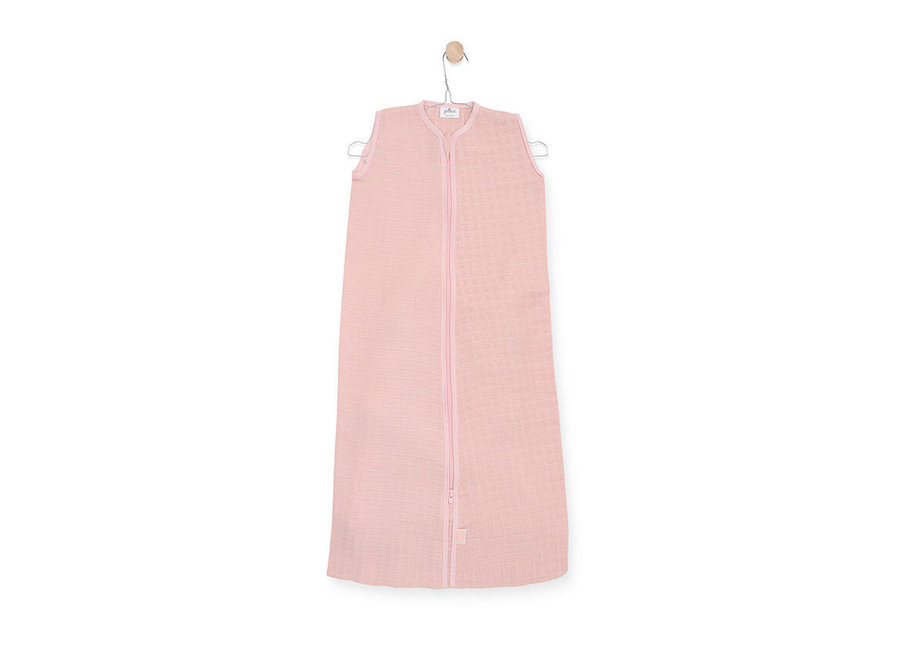 Slaapzak zomer hydrofiel 90cm pale pink