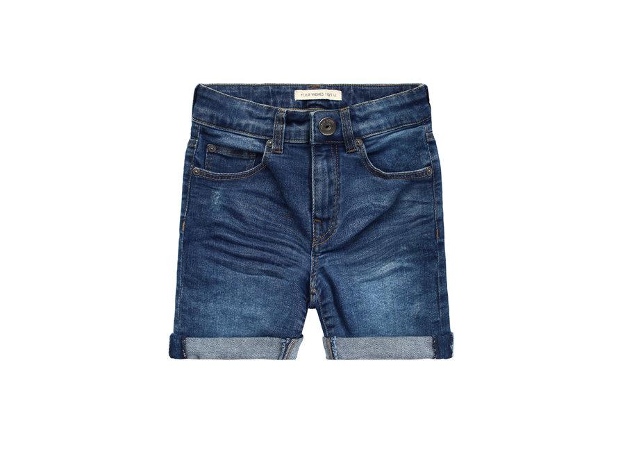 Denim Blue | Shorts