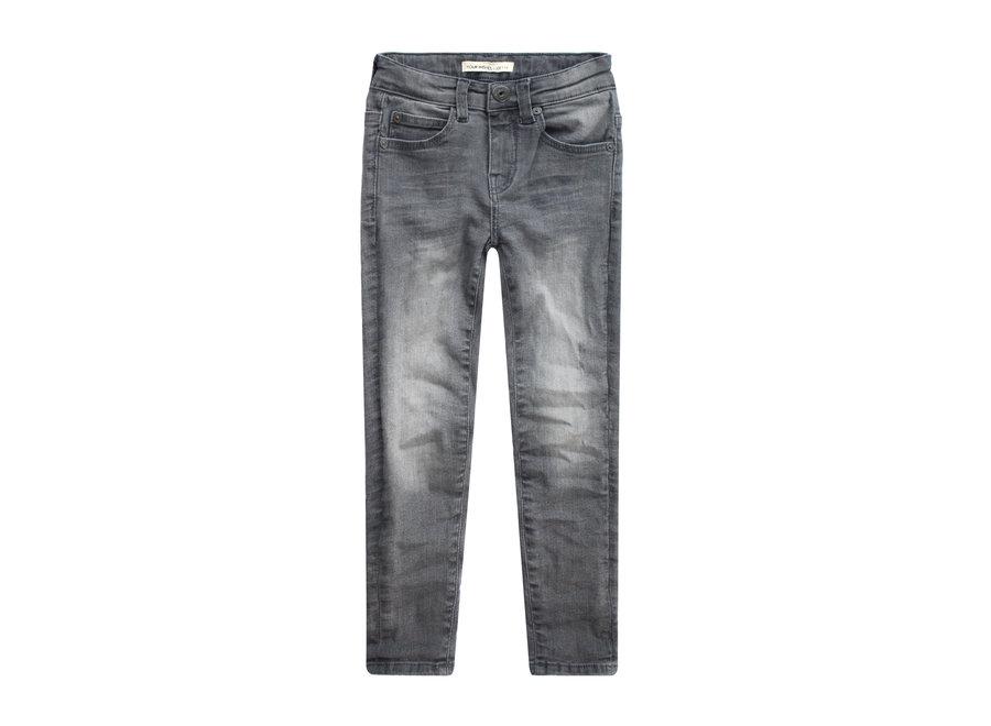 Denim Grey | Slim Fit Jeans