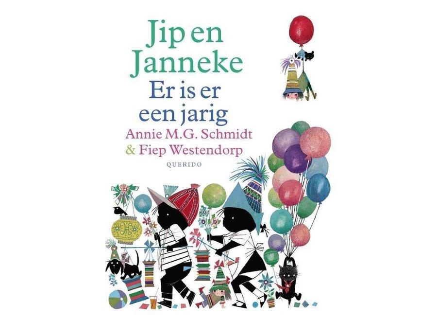 Jip en Janneke Er is een jarig