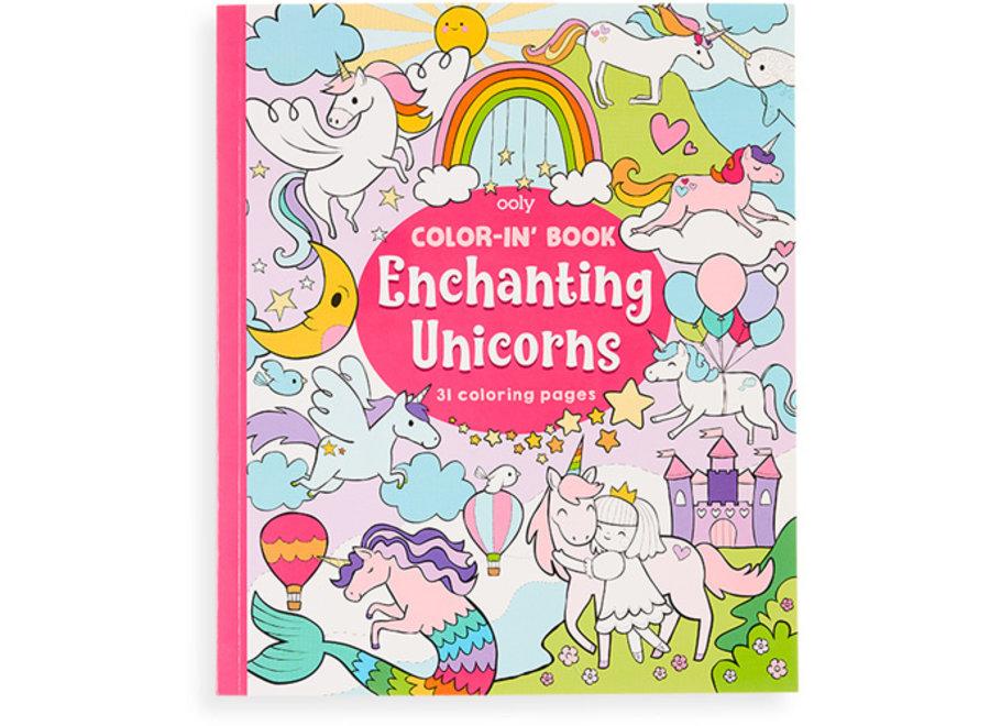 Kleurboek Unicorns