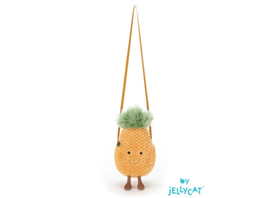 Amuseable Pineapple Schoudertas