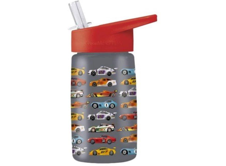 Drinkfles 450ml - Race auto's