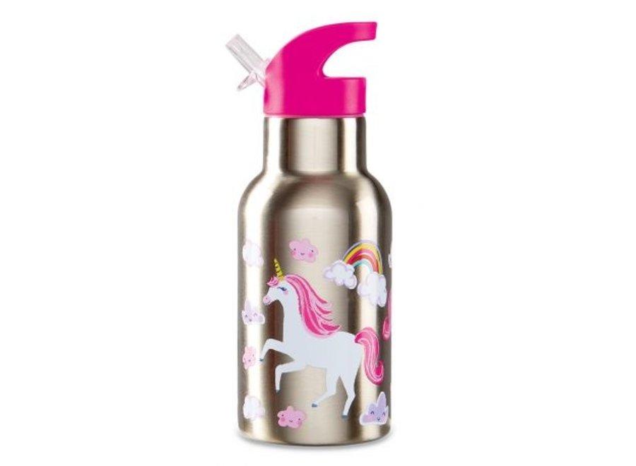 Drinkfles 400 ml - Unicorn