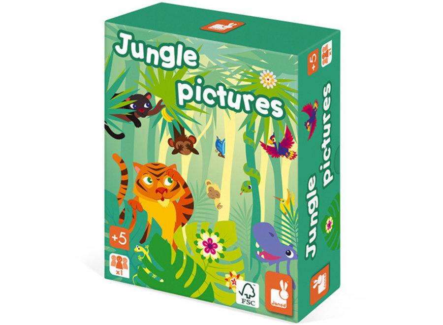 Spelletje - Jungle foto!