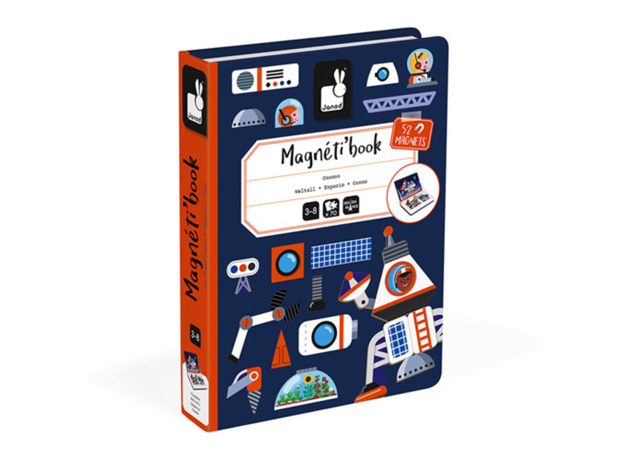 Magneetboek - Heelal