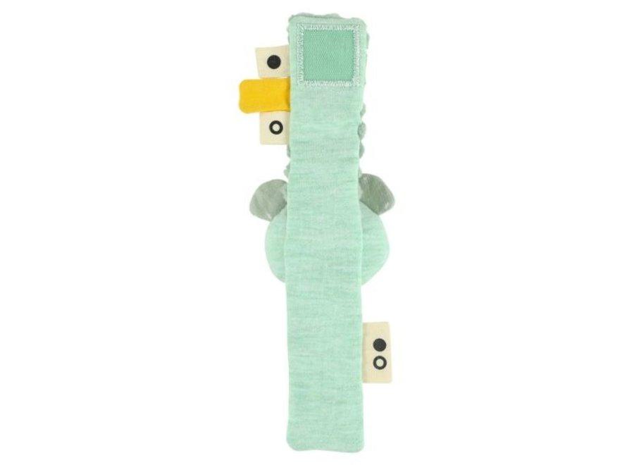 Armband rammelaar - Mr. Polar Bear