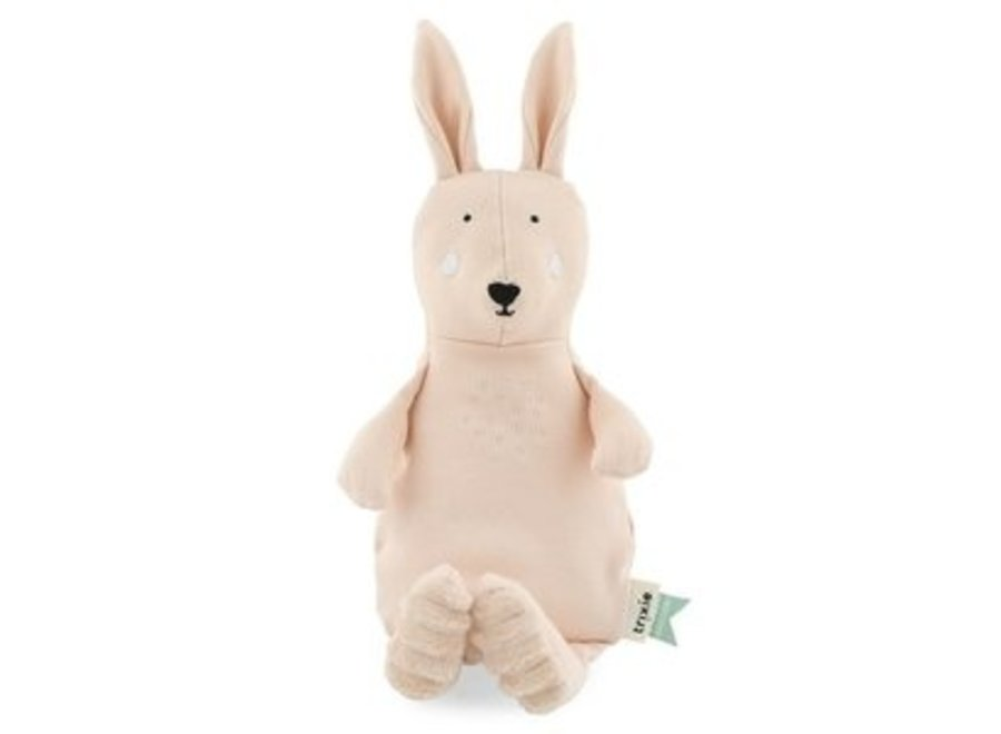 Knuffel Mrs. Rabbit