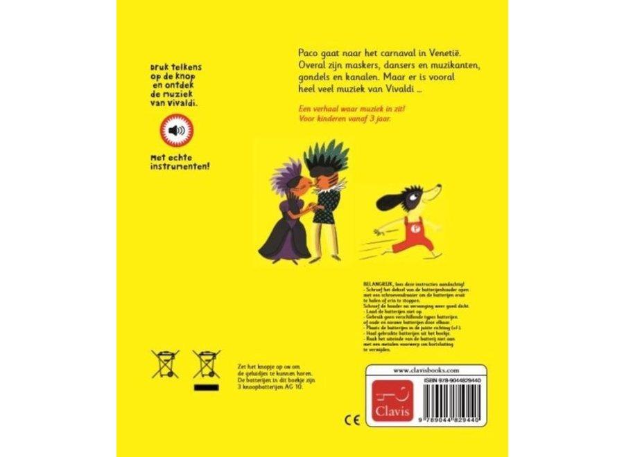 Paco en Vivaldi (geluidenboek).