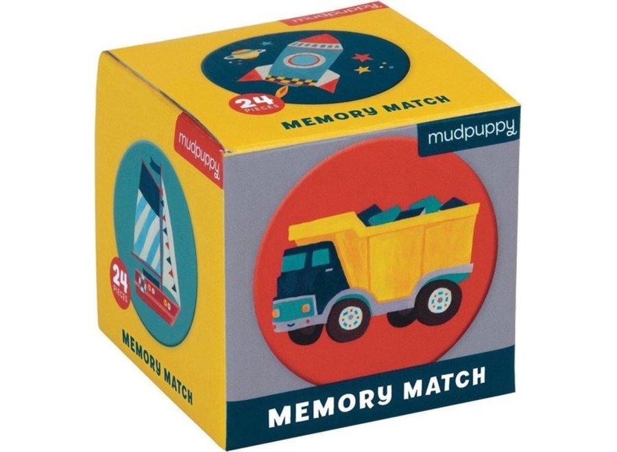 Mini memory - Transportation