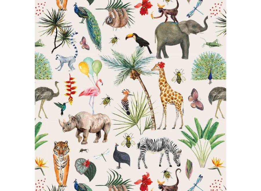Jungle (70 cm x 3 mtr)
