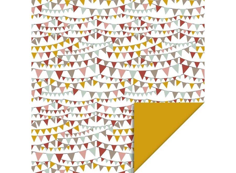Party Guirlande - Bright (70 cm x 3 mtr)